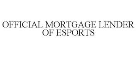 OFFICIAL MORTGAGE LENDER OF ESPORTS