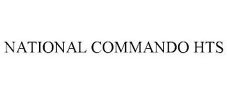 NATIONAL COMMANDO HTS