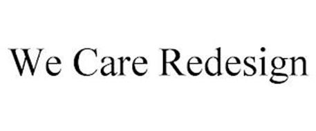 WE CARE REDESIGN