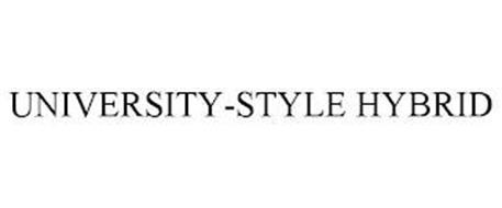 UNIVERSITY-STYLE HYBRID