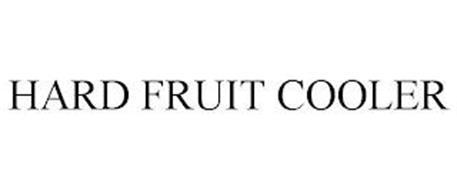 HARD FRUIT COOLER