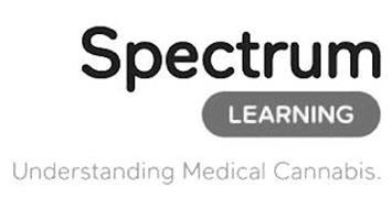 SPECTRUM LEARNING UNDERSTANDING MEDICAL CANNABIS.