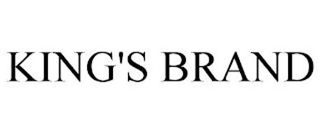 KING'S BRAND