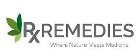 RX REMEDIES WHERE NATURE MEETS MEDICINE