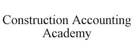CONSTRUCTION ACCOUNTING ACADEMY