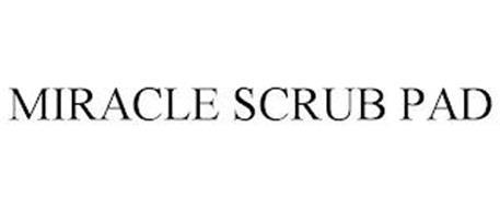 MIRACLE SCRUB PAD