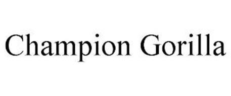 CHAMPION GORILLA