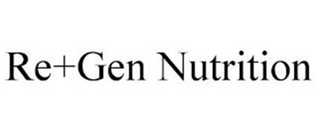 RE+GEN NUTRITION