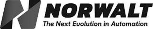 N NORWALT THE NEXT EVOLUTION IN AUTOMATION