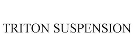 TRITON SUSPENSION