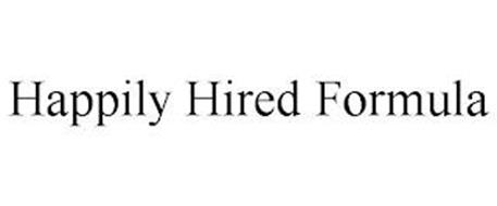 HAPPILY HIRED FORMULA