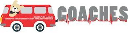 COACHES CHILDREN'S OF ALABAMA COMMUNITY HEALTHCARE EDUCATION SIMULATION PROGRAM
