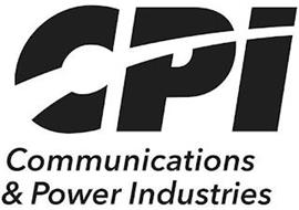 CPI COMMUNICATIONS & POWER INDUSTRIES
