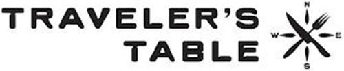 TRAVELER'S TABLE N S E W
