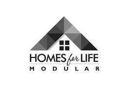 HOMES FOR LIFE MODULAR