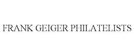 FRANK GEIGER PHILATELISTS