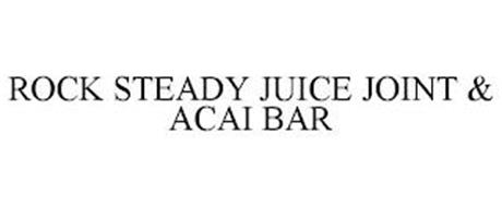 ROCK STEADY JUICE JOINT & ACAI BAR