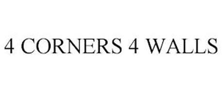 4 CORNERS 4 WALLS