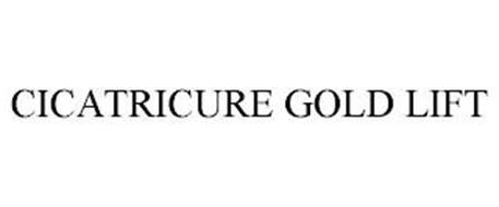 CICATRICURE GOLD LIFT