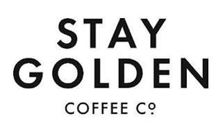 STAY GOLDEN COFFEE CO.