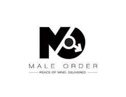 MALE ORDER PEACE OF MIND. DELIVERED.