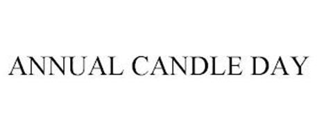 ANNUAL CANDLE DAY
