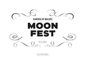 SANGRIA OF MALBEC MOON FEST RED WINE ALL NATURAL