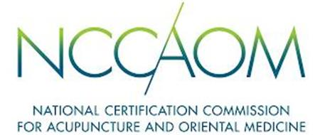 NCCAOM NATIONAL CERTIFICATION COMMISSION FOR ACUPUNCTURE AND ORIENTAL MEDICINE
