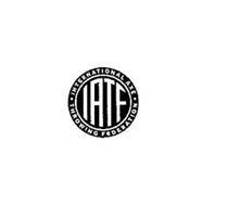 IATF · INTERNATIONAL AXE · THROWING FEDERATION