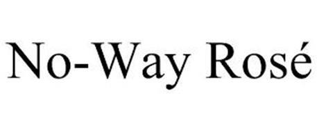 NO-WAY ROSÉ