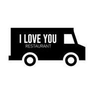 I LOVE YOU RESTAURANT