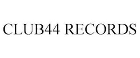 CLUB44 RECORDS