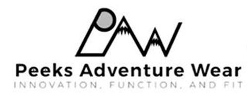 PAW PEEKS ADVENTURE WEAR INNOVATION, FUNCTION, AND FIT
