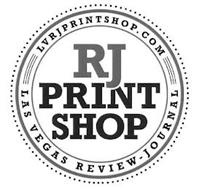 RJ PRINT SHOP LVRJPRINTSHOP.COM LAS VEGAS REVIEW-JOURNAL