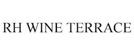 RH WINE TERRACE