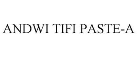 ANDWI TIFI PASTE-A