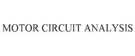 MOTOR CIRCUIT ANALYSIS