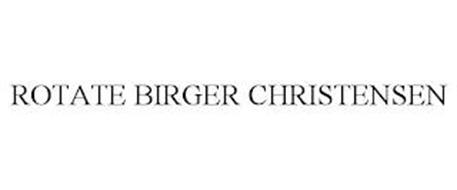 ROTATE BIRGER CHRISTENSEN