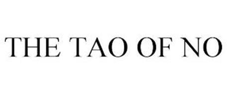 THE TAO OF NO