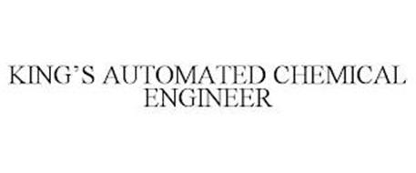 KING'S AUTOMATED CHEMICAL ENGINEER