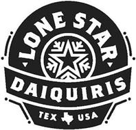 LONE STAR DAIQUIRIS TEX USA