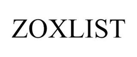 ZOXLIST