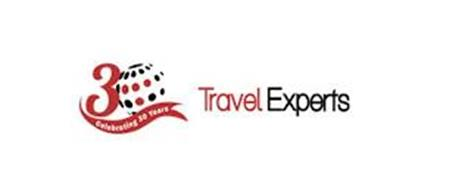 30 CELEBRATING 30 YEARS TRAVEL EXPERTS