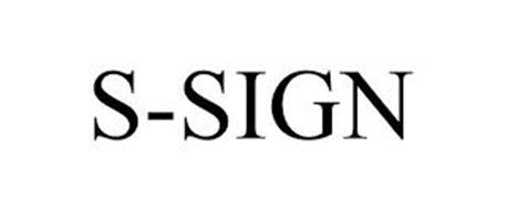 S-SIGN