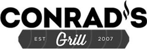 CONRAD'S GRILL EST 2007