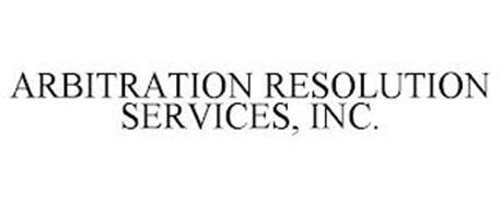 ARBITRATION RESOLUTION SERVICES, INC.
