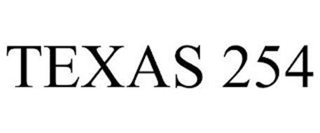 TEXAS 254