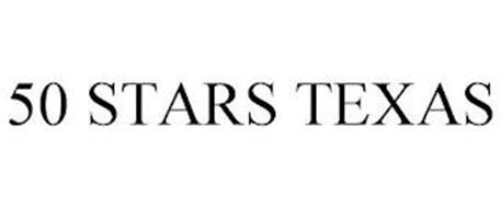 50 STARS TEXAS
