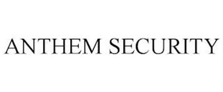 ANTHEM SECURITY