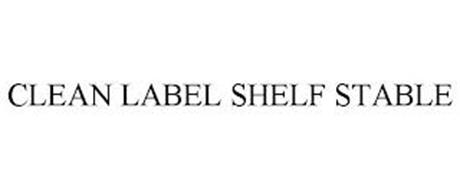 CLEAN LABEL SHELF STABLE